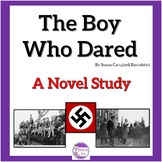The Boy Who Dared A Novel Study