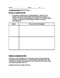The Boy Who Dared section 4-6 quiz (pages 90-end)