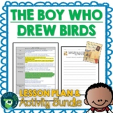 The Boy Who Drew Birds by Jacqueline Davies Lesson Plan & Activities