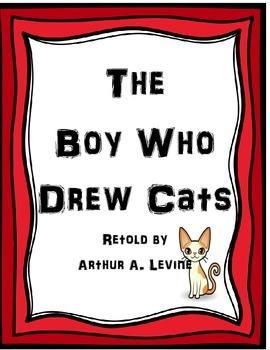 The Boy Who Drew Cats by A. A. Levine Imagine It - 6th Grade