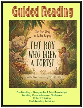 The Boy Who Grew a Forest - Guided Reading