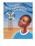 The Boy Who Harnessed the Wind - A Bus Stop Activity