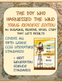 The Boy Who Harnessed the Wind: A Novel Study using Socrat