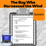 The Boy Who Harnessed the Wind Assessment (Young Reader's
