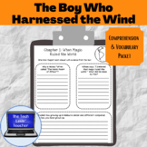 The Boy Who Harnessed the Wind Classwork-Chapter 1-15 (All)