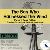 FREE Boy Who Harnessed the Wind: Core Language in Speech Therapy#kindnessnation