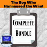 The Boy Who Harnessed the Wind Complete Bundle
