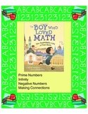 The Boy Who Loved Math - Reading Connections & Math Skills