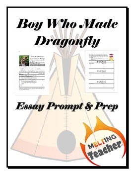The Boy Who Made Dragonfly - Essay Prompts