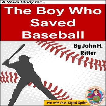The Boy Who Saved Baseball, by John H Ritter: A Novel Study