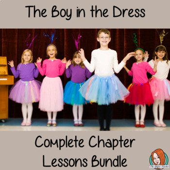 The Boy in the Dress Lesson Bundle