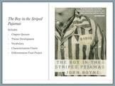 The Boy in the Striped Pajama Book Unit