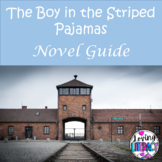 The Boy in the Striped Pajamas 37 Page Novel Guide