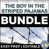 The Boy in the Striped Pajamas Activity Mini Bundle