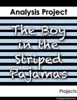 The Boy in the Striped Pajamas- Analysis Project