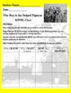 The Boy in the Striped Pajamas Anticipation Guide and KWHL Chart