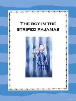 Boy in the Striped Pajamas Novel Study Unit