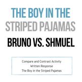 The Boy in the Striped Pajamas - Bruno vs Shmuel