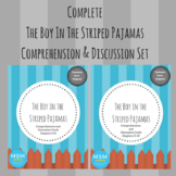 The Boy in the Striped Pajamas - Complete Comprehension &