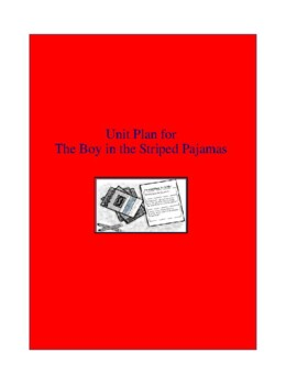The Boy in the Striped Pajamas Complete Literature and Grammar Unit