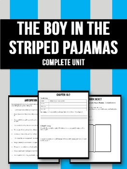 Boy in the striped pajamas movie teaching resources teachers pay the boy in the striped pajamas complete unit ccuart Image collections