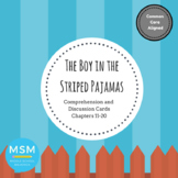 The Boy in the Striped Pajamas - Comprehension & Discussio