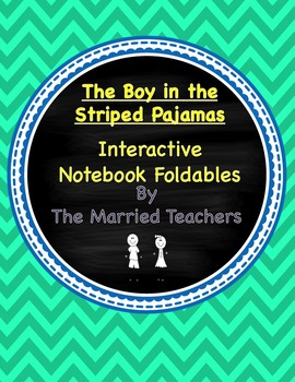 The Boy in the Striped Pajamas Interactive Literature & Gr