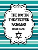 The Boy in the Striped Pajamas Novel Study Print  and Paperless