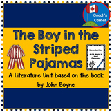 The Boy in the Striped Pajamas Literature Unit