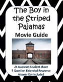 Boy In The Striped Pajamas Movie Questions Worksheets ...