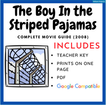 The Boy in the Striped Pajamas - Complete Movie Guide