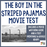 The Boy in the Striped Pajamas Movie Test ~ Solely on the Movie