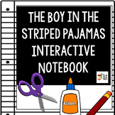 The Boy in the Striped Pajamas Novel Unit ~ Interactive No