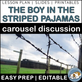The Boy in the Striped Pajamas Pre-reading Carousel Discussion