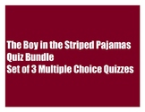 The Boy in the Striped Pajamas Quiz Bundle
