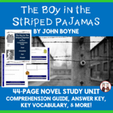 The Boy in the Striped Pajamas Novel Unit