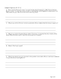 The Boy in the Striped Pajamas ch.10-12 quiz