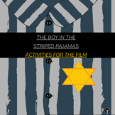 The Boy in the Striped Pajamas (film) (Holocaust/WWII) (test and essay Qs)