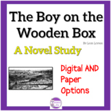 The Boy on the Wooden Box by Leon Leyson A Complete Novel Study