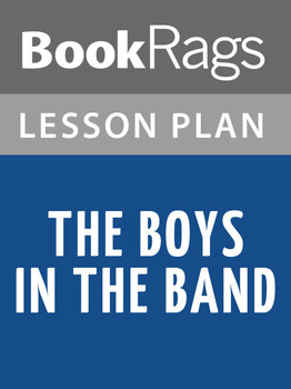The Boys in the Band Lesson Plans