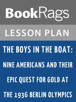 The Boys in the Boat Lesson Plans