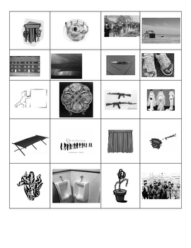 The Bracelet Holt Literature Intro course gr. 6 vocabulary cards