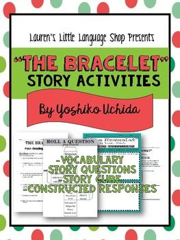 The Bracelet by Yoshiko Uchida Story Activities