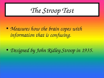 The Brain Functions and Experiments