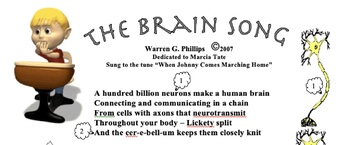 The Brain Song - Sing Along Science