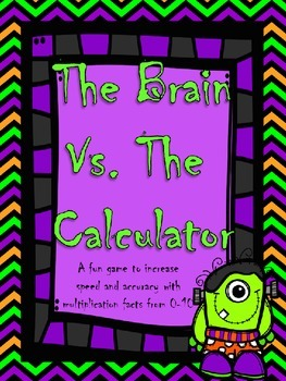 The Brain vs. The Calculator