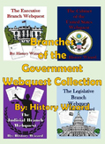 The Branches of Government Webquest Collection