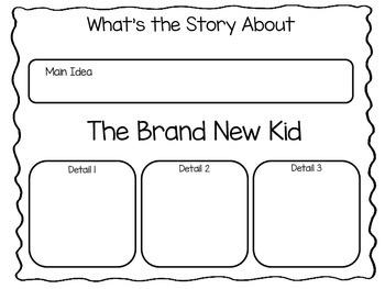 The Brand New Kid