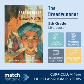 The Breadwinner   5th Grade Literature   Unit   Lessons