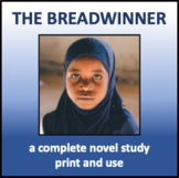 The Breadwinner - adaptable for distance learning